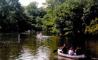 Paddle in Dodge County