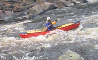 Paddle the Flambeau