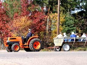 Harvest Fest in Boulder Junction