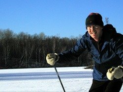 Cross Country Skier - Wisconsin