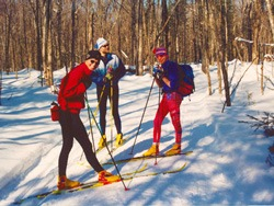 Cross Country Skiing - Wisconsin