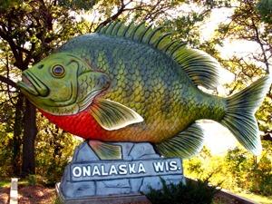 Sunny the Sunfish - Onalaska, WI