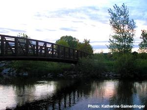 West Bend Riverwalk