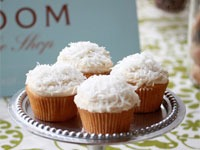 Hmmm, cupcakes at Bloom Bakery in Middleton, WI