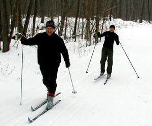 Rusk County Cross Country Skiing