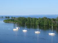 Millers Bay and Lake Winnebago