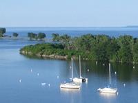 Oshkosh Millers Bay Sail Boats