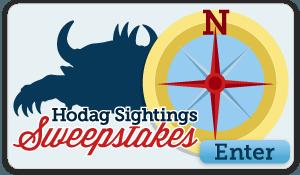Enter Hodag Sightings Sweepstakes!