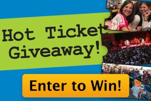 The Oshkosh Hot Ticket Giveaway