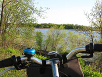 Bike POV in Onalaska