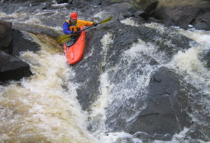 Kayaking the Flambeau River, Rusk County