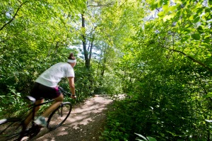 Green Circle State Trail, Stevens Point