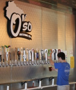 O'so Tap House, Stevens Point