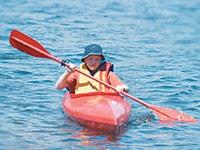 Kayaking in Rhinelander