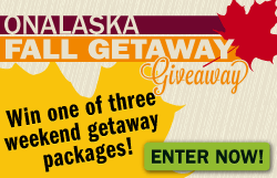 Enter the Fall Getaway Giveaway