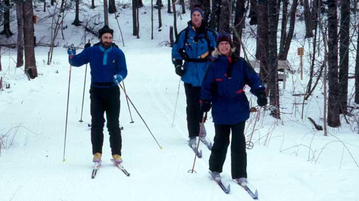 vil-skiers