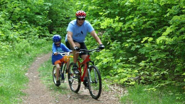 Bike Path in Oneida County