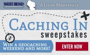 Caching in Sweepstakes