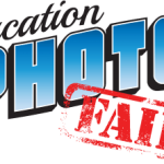 vacation photo fail logo