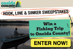 Hook, Line & Sinker Sweepstakes
