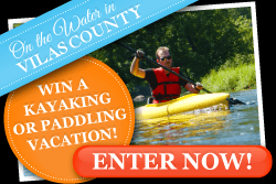 Win a Kayaking or Paddling Vacation!