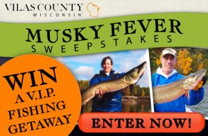Enter and win a V.I.P. Fishing Getaway!