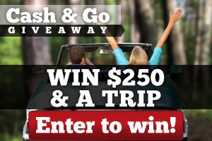 Win $250 and a trip!