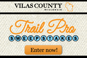 Vilas County Trail Pro Sweepstakes