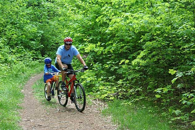 Oneida Bike Trail