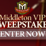 Middleton VIP Sweepstakes