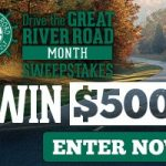 Drive the Great River Road Sweepstakes