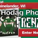 Rhinelander Hodag Photo Frenzy