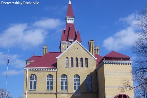 Oshkosh Courthouse
