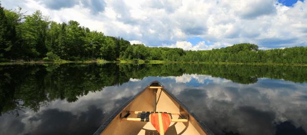 Kayak in Wisconsin