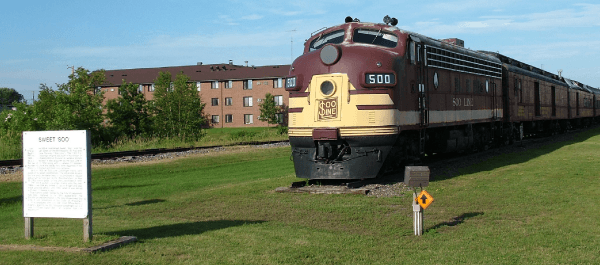 Train Depot – Rusk County
