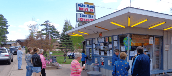 Wisconsin's Best Ice Cream Shops