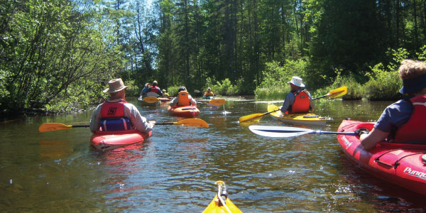 See canoeing and kayaking spots