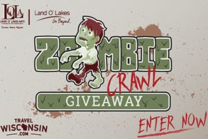 Zombie Crawl Giveaway - Enter