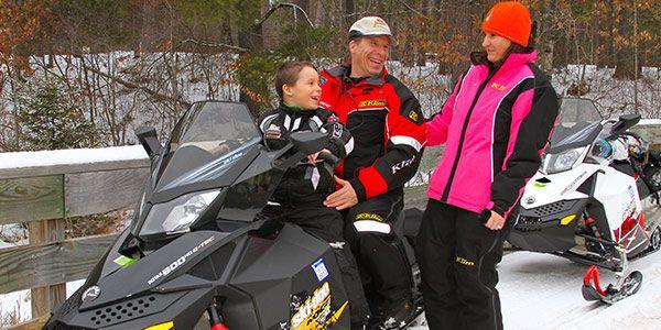 Wisconsin's best snowmobile getaways