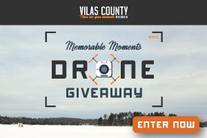 Memorable Moments Drone Giveaway