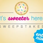 Middleton It's Sweeter Here Sweepstakes