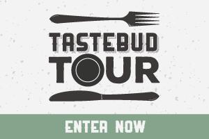 STP Tastebud Tour – Enter Now