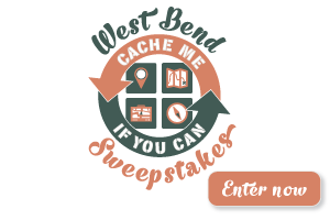 Cache Me if You Can Sweepstakes – Enter now!