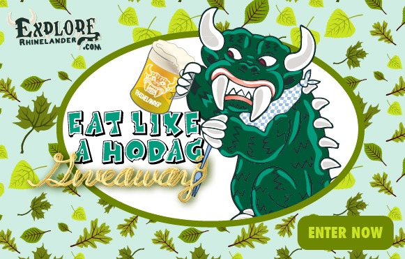 Eat Like A Hodag Giveaway