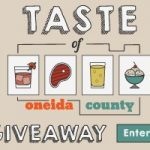 Taste of Oneida County Giveaway