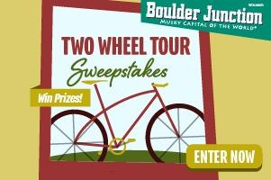 Two Wheel Tour Sweepstakes – Enter now!