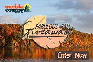 Oneida County Fabulous Fall Giveaway