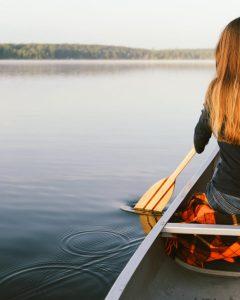 miss northerner canoe sayner-star lake