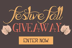 Marshfield Festive Fall Giveaway