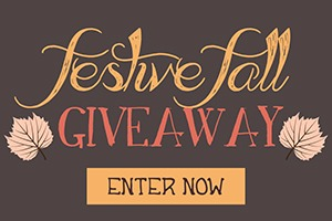 Marshfield Festive Fall Giveaway